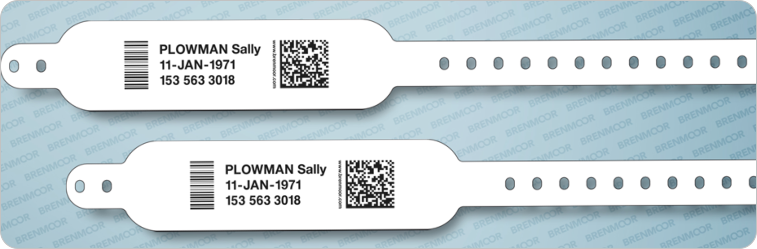 photo about Hospital Bracelet Printable titled Healthcare Products and solutions Wristbands Singapore